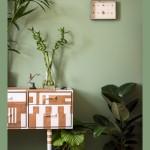 Breakfast Room Green - Key Green Paint 2015
