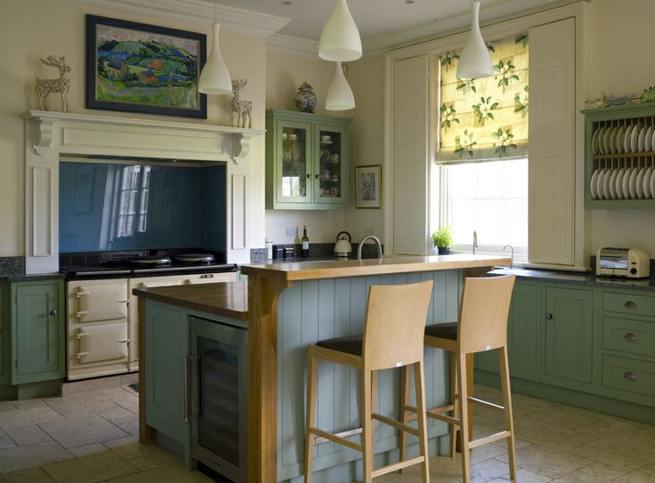 Cottage House Colors Interior