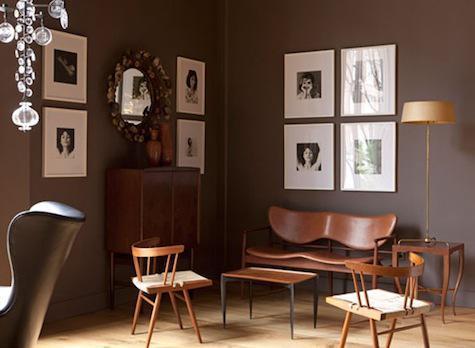 Farrow Amp Ball London Clay Interiors By Color 3 Interior