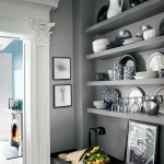 Gray Coat Open Kitchen