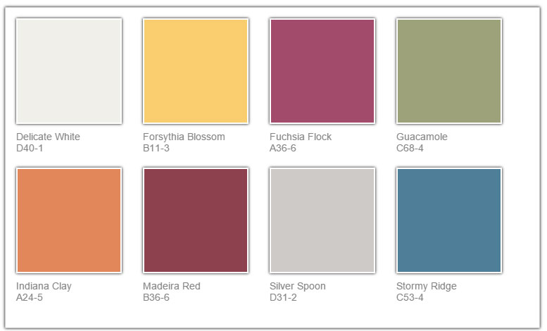 olympic paints latest paint color trends colorize
