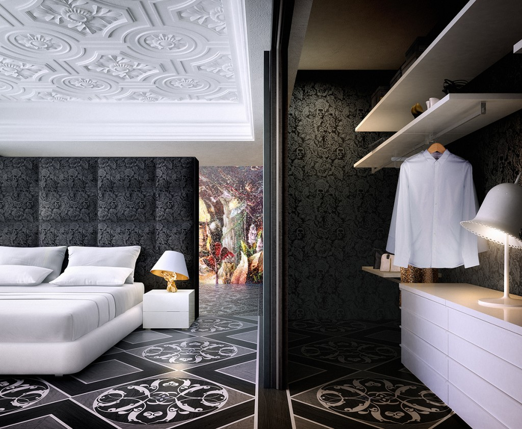 Marcel Wanders - Interiors By Color (2 interior decorating ideas)