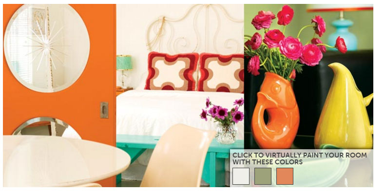 Olympic Paints Latest Paint Color Trends Colorize - Interiors By Color