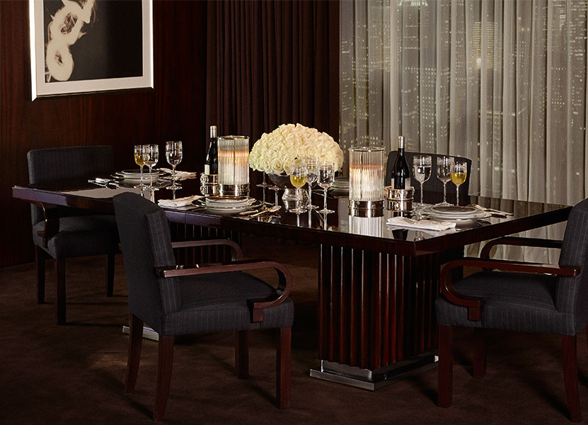 Ralph Lauren Home Penthouse Suite Interiors By Color
