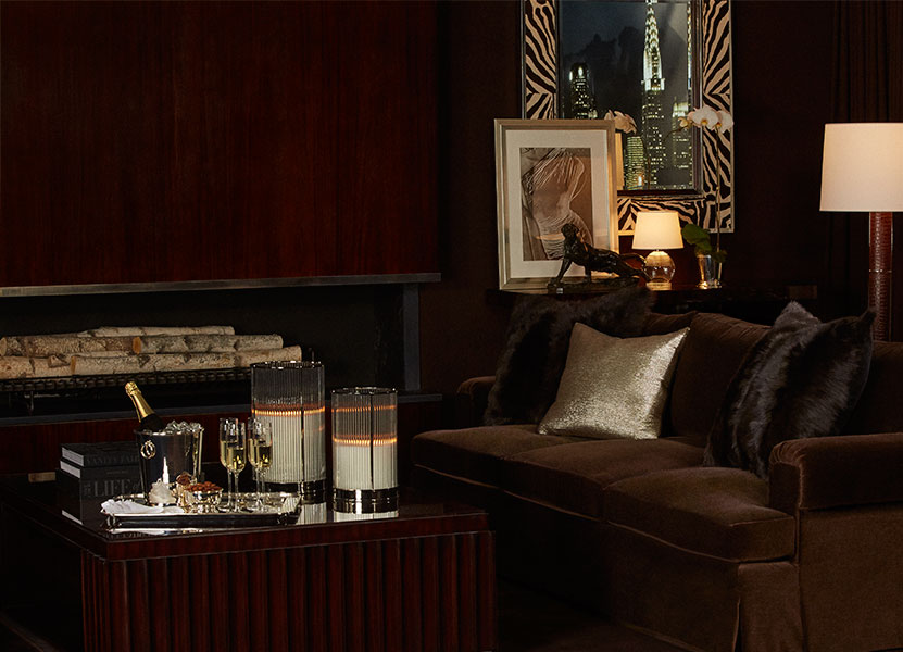 Ralph Lauren Home Penthouse Suite Interiors By Color