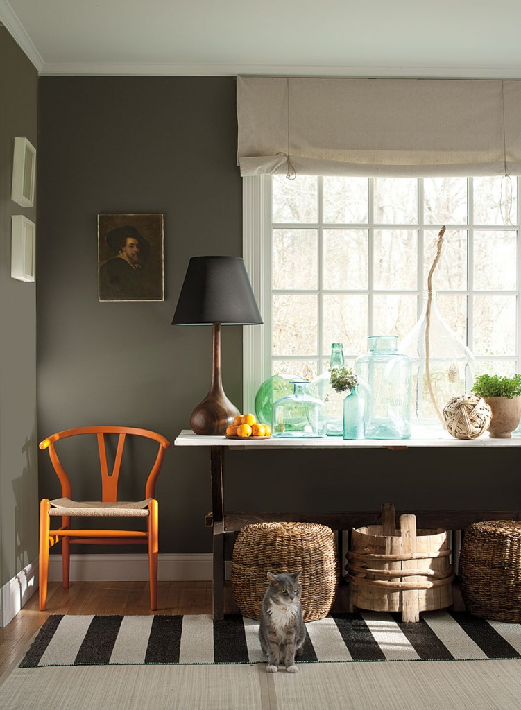 Benjamin Moore WILLIAMSBURG Collection 2016 Interiors By