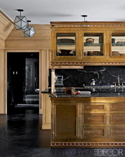 Metallic Kitchen
