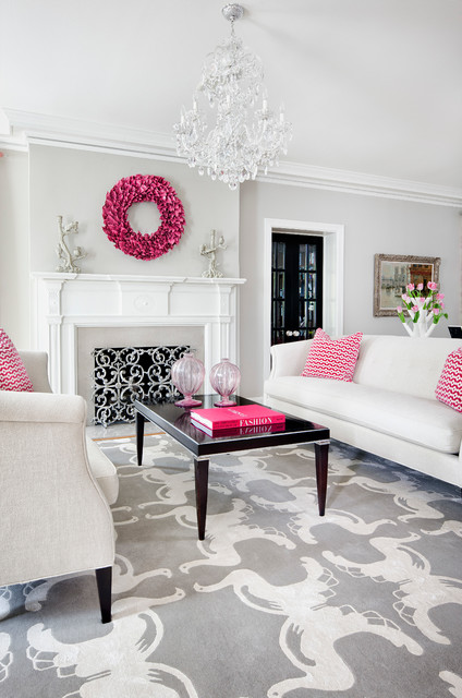Revere Pewter with Pink