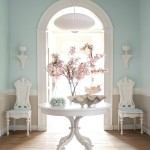 WILLIAMSBURG Collection Traditional Blue Foyer