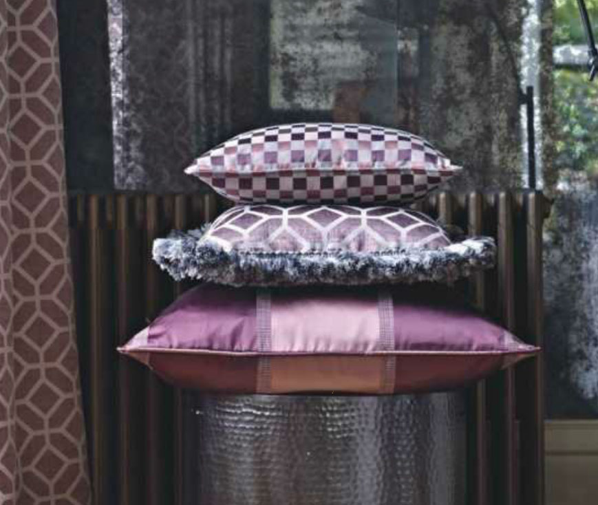 purple-silk-cushions