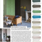 The perfect paint palette by Farrow & Ball
