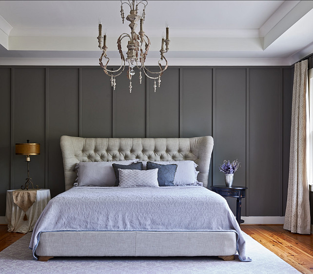Best Benjamin Moore Gray For Accent Wall: Benjamin Moore's Best Selling Gray Paints