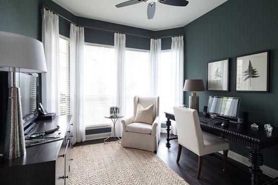 Benjamin Moore Knoxville Gray Interiors By Color