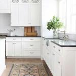 Benjamin Moore Simply White Kitchen