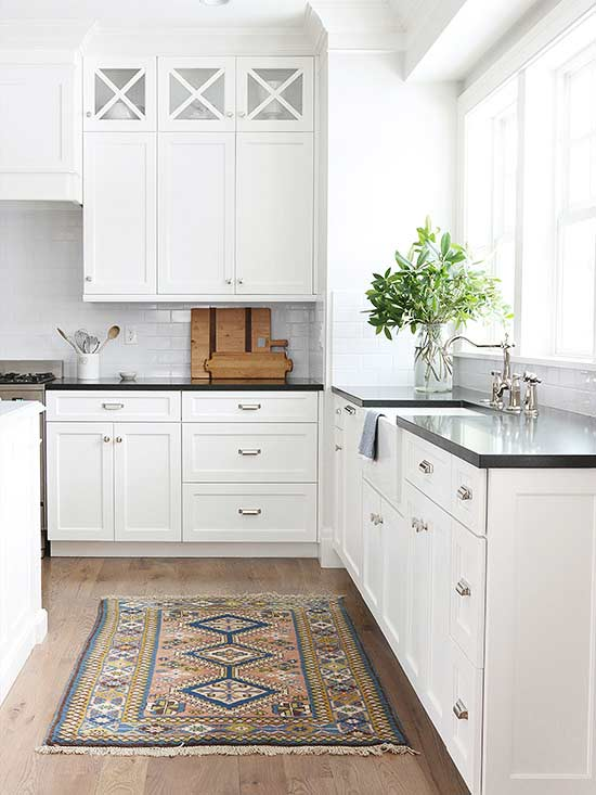Benjamin Moore Simply White Kitchen Interiors By Color