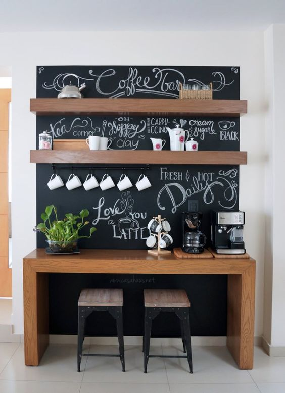 Top 9 Chalkboard Designs For Your Home Interiors By Color