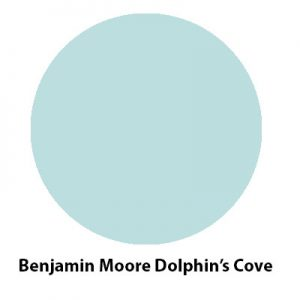 Benjamin Moore Dolphin's Cove
