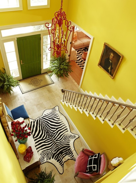 10 Walls Painted In Tasteful Yellows Interiors By Color