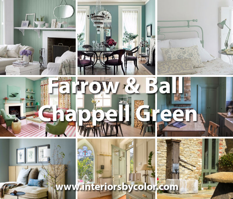 Farrow & Ball Chappell Green