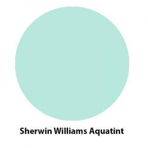Sherwin Williams Aquatint