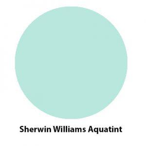 Sherwin Williams Aquatint