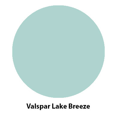 Valspar Lake Breeze