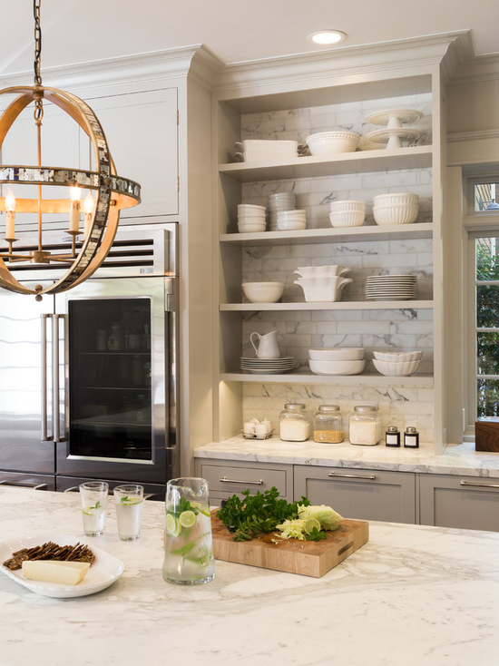 benjamin moore gray kitchen cabinets marble countertops