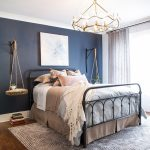 Benjamin Moore Hale Navy Bedroom Paint