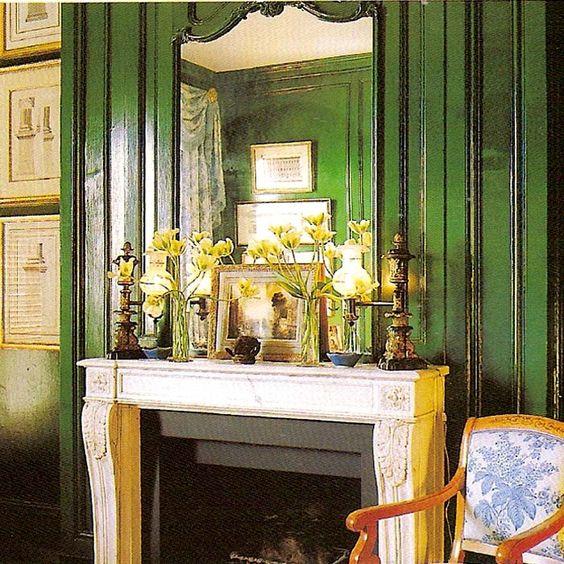 interior designer albert hadley interiors by color. Black Bedroom Furniture Sets. Home Design Ideas