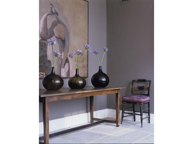 Opaque purple entrance by Amelia T. Handegan