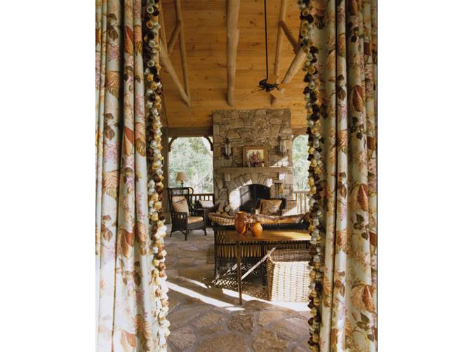 Amelia T. Handegan Mountain retreat cabin