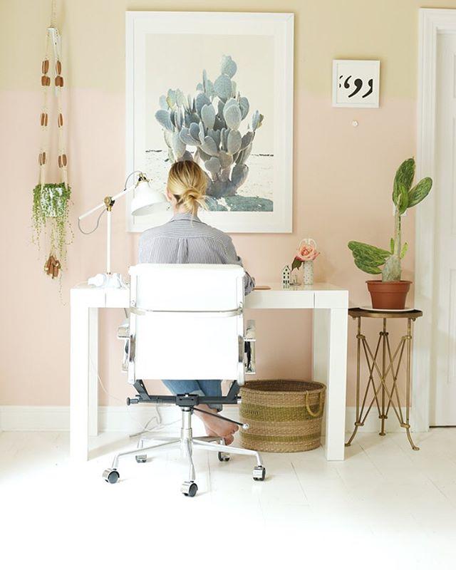 Home office in benjamin moore precocious interiors by color for Benjamin moore office