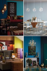 Color Forecasts 2017 by Sherwin Williams