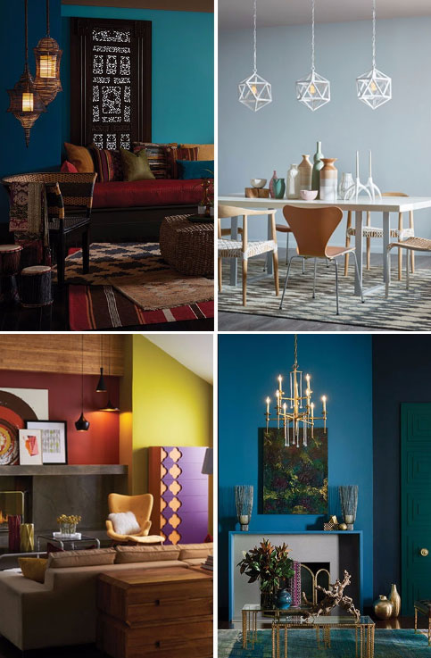 Enjoyable Color Forecasts 2017 By Sherwin Williams Interiors By Color Download Free Architecture Designs Itiscsunscenecom