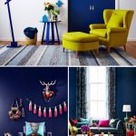 Dulux Passionate Blue paint color