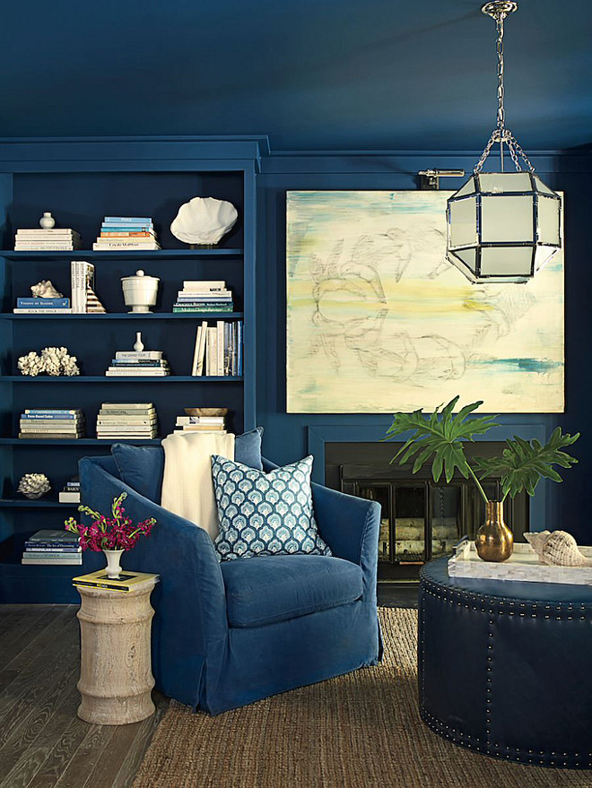 Bedroom Color Ideas Using Blue