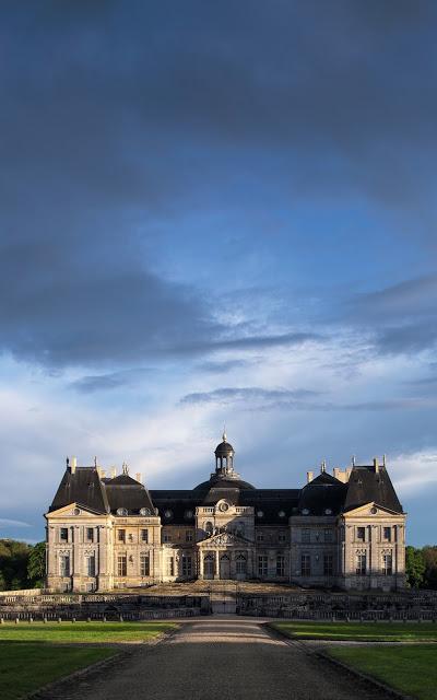 A Day at Château de Vaux-le-Vicomte exterior