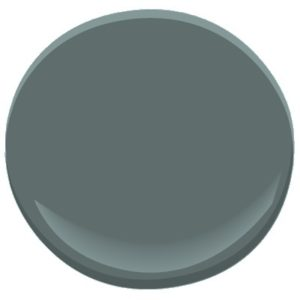 Benjamin Moore Knoxville Grey HC160