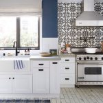 Farrow & Ball Stiffkey Blue Kitchen Paint Color