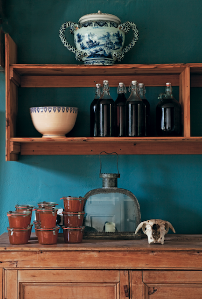 Farrow & Ball's Claydon Blue Great Rooms Painted in Farrow & Ball's Best Colors