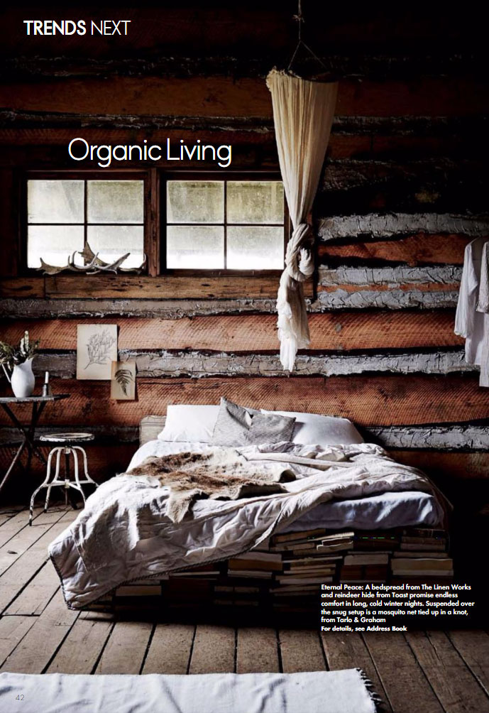 Interior Design Trends - Organic Living