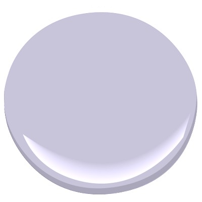 Benjamin Moore French Lilac