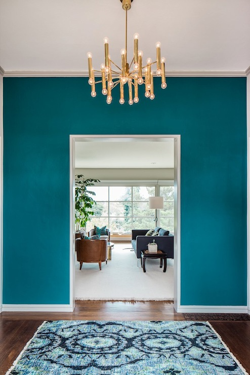 Benjamin Moore Galapagos Turquoise Teal Paint Colors