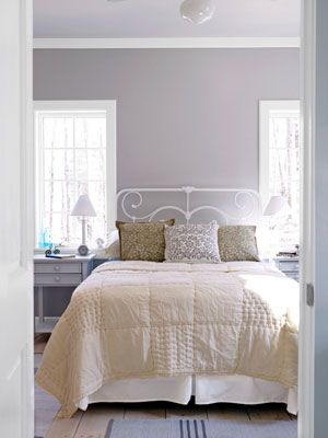 Popular Purple Paint Colors For Your Bedroom Interiors