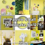 Farrow and Ball Yellowcake No. 279