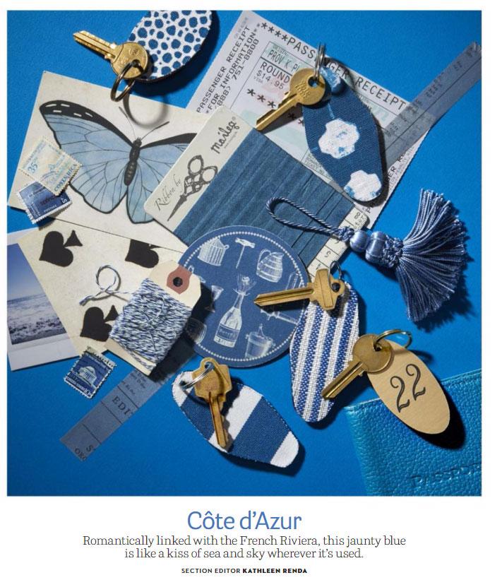 Cote D'Azur Blue