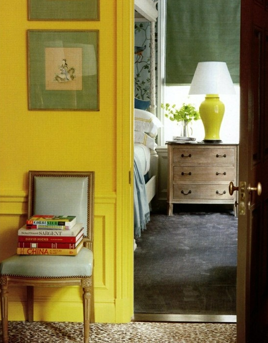 Farrow And Ball Yellowcake No 279 Interiors By Color