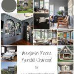 Benjamin Moore Kendall Charcoal