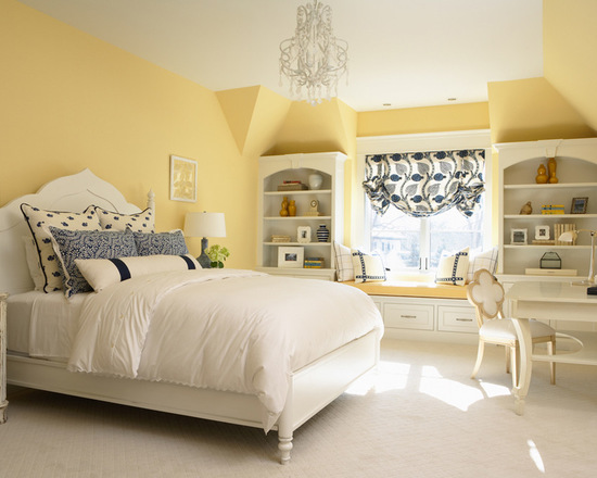 Benjamin Moore Traditional Yellow