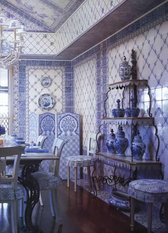 Interior Design Trends Delft Interiors By Color